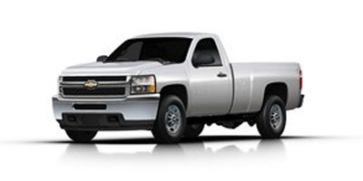 2013 Chevrolet Silverado 2500HD Work Truck 2WD Regular Cab  for Sale  - 10580  - Pearcy Auto Sales