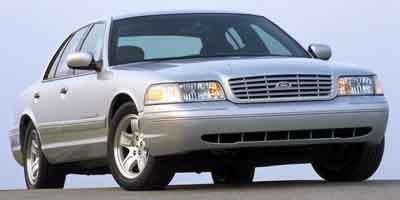 Used 2002  Ford Crown Victoria 4d Sedan at Car Country near Aurora, IN