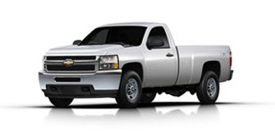 Used 2012  Chevrolet Silverado 2500 4WD Reg Cab Work Truck at VA Cars Inc. near Richmond, VA