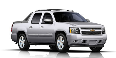 Used 2013  Chevrolet Avalanche 4d SUV 4WD LTZ at Auto Finance King near Taylor, MI