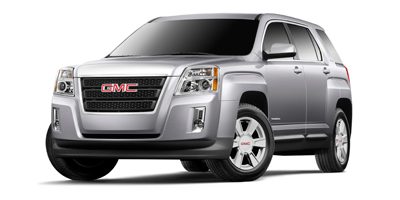Used 2013  GMC Terrain 4d SUV FWD SLE1 at Good Wheels Calcutta near East Liverpool, OH