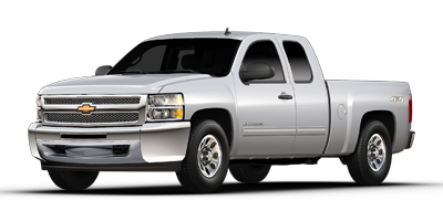 Used 2013  Chevrolet Silverado 1500 4WD Ext Cab LT (All Star) at Graham Auto Mall near Mansfield, OH