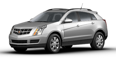Used 2013  Cadillac SRX 4d SUV FWD at Houdek Auto Center near Marion, IA
