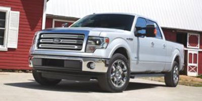 Used 2013  Ford F150 4WD Supercrew Lariat 5 1/2 at Auto Finance King near Taylor, MI