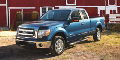 Used 2013  Ford F150 2WD Supercab XLT at Dutro Auto near Zanesville, OH