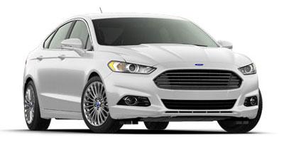 Used 2013  Ford Fusion 4d Sedan Titanium AWD at Good Wheels Calcutta near East Liverpool, OH