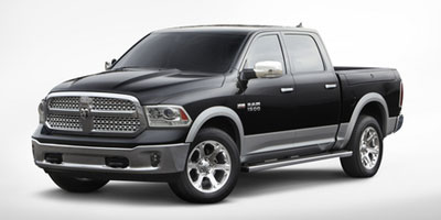 Used 2013  Ram 1500 4WD Crew Cab Laramie at Houdek Auto Center near Marion, IA