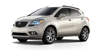 Used 2013  Buick Encore 4d SUV AWD Premium at Houdek Auto Center near Marion, IA