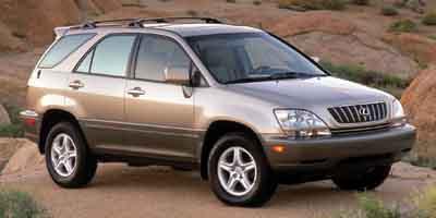 2002 Lexus RX 300  - F9392A