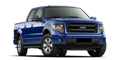 Used 2013  Ford F150 4WD Supercrew FX4 5 1/2 at Carriker Auto Outlet near Knoxville, IA