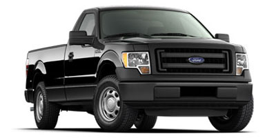 2013 Ford F-150 2WD Regular Cab  - F9149A