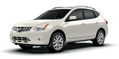 Used 2013  Nissan Rogue 4d SUV FWD S at Credit Now Auto Inc near Huntsville, AL