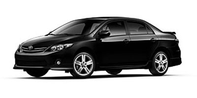 Used 2013  Toyota Corolla 4d Sedan S Auto at Peters Auto Mall near High Point, NC