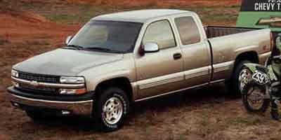 2002 Chevrolet Silverado 1500 Ext. Cab Short Bed 4 4WD Extended Cab  - R15853