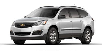 2013 Chevrolet Traverse LS  for Sale  - 144948  - Wiele Chevrolet, Inc.