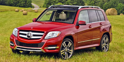 Used 2013  Mercedes-Benz GLK-Class 4d SUV GLK350 4matic at Graham Auto Mall near Mansfield, OH