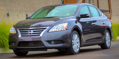 2013 Nissan Sentra SV  for Sale  - R4853A  - Fiesta Motors