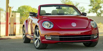 Used 2013  Volkswagen Beetle TDI 2d Convertible 2.0L Sound/Nav Auto at Auto Finance King near Taylor, MI