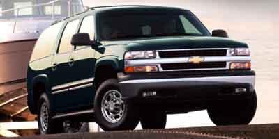 2002 Chevrolet Suburban LT 4WD  - R4606A