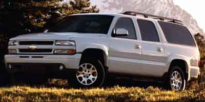2002 Chevrolet Suburban Z71 4WD  - R5185A