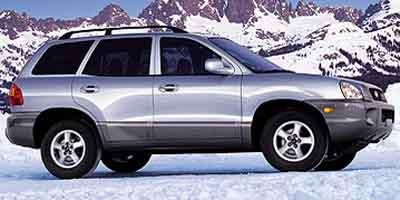 2002 Hyundai Santa Fe 2WD for Sale  - 8973  - Country Auto