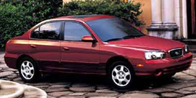 2002 Hyundai Elantra  for Sale  - HY8907A  - C & S Car Company