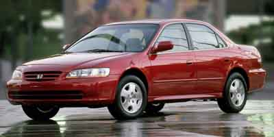 Used 2002  Honda Accord Sedan 4d EX AT at Red River Pre-Owned near Jacksonville, AR
