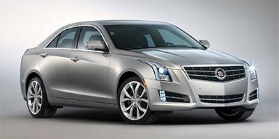 Used 2014  Cadillac ATS 4d Sedan 2.5L at Shook Auto Sales near New Philadelphia, OH
