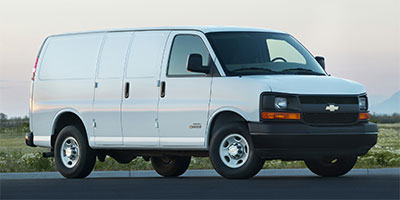 2019 Chevrolet Express Cargo Van  for Sale  - 358497  - Wiele Chevrolet, Inc.