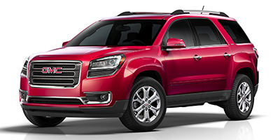 Used 2015  GMC Acadia 4d SUV FWD SLT-1 at City Wide Auto Credit near Toledo, OH