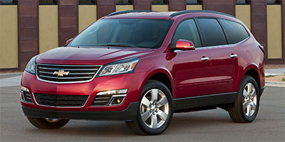 Used 2015  Chevrolet Traverse 4d SUV AWD LT1 at Good Wheels Calcutta near East Liverpool, OH
