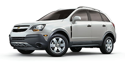 Used 2014  Chevrolet Captiva Sport 4d SUV FWD LTZ at Houdek Auto Center near Marion, IA