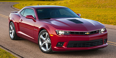 Used 2014  Chevrolet Camaro 2d Coupe LT1 at Bill Fitts Auto Sales near Little Rock, AR
