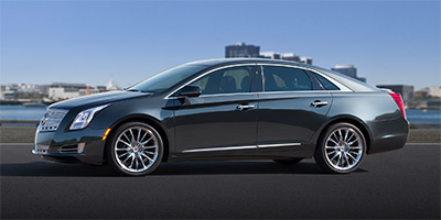 Used 2014  Cadillac XTS 4d Sedan Luxury at Frank Leta Automotive Outlet near Bridgeton, MO