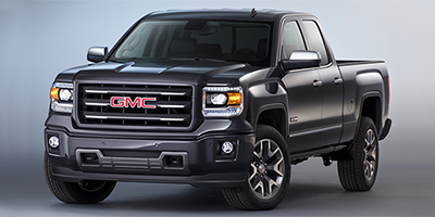 Used 2014  GMC Sierra 1500 4WD Double Cab SLT at Oak Ridge Auto Sales near Greensboro, NC