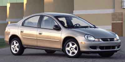 Used 2003  Dodge Neon 4d Sedan SE at Camacho Mitsubishi near Palmdale, CA