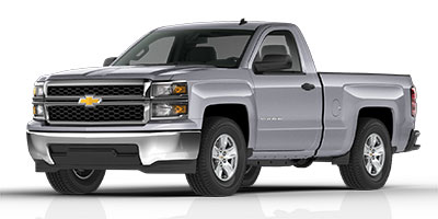 Used 2014  Chevrolet Silverado 1500 4WD Reg Cab LT Z71 at The Gilstrap Family Dealerships near Easley, SC