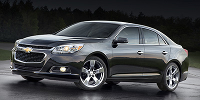 Used 2015  Chevrolet Malibu 4d Sedan LS at The Gilstrap Family Dealerships near Easley, SC
