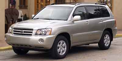 2003 Toyota Highlander   for Sale  - R3940A  - Fiesta Motors