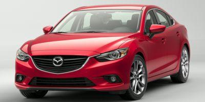 Used 2014  Mazda Mazda6 4d Sedan i Sport Auto at Camacho Mitsubishi near Palmdale, CA