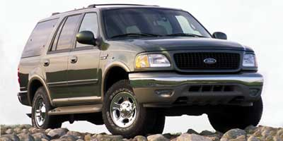 2002 Ford Expedition Eddie Bauer  - F8112A