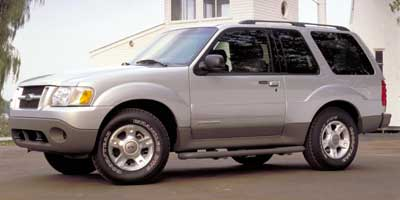 2002 Ford Explorer Sport 4WD  for Sale  - R5286A  - Fiesta Motors