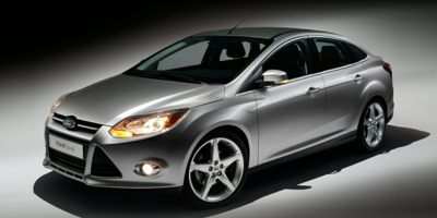 2014 Ford Focus  - Fiesta Motors