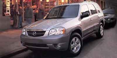 Used 2003  Mazda Tribute 4d SUV FWD LX at VA Cars Inc. near Richmond, VA