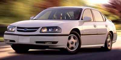 2002 Chevrolet Impala LS for Sale  - 12211  - Area Auto Center