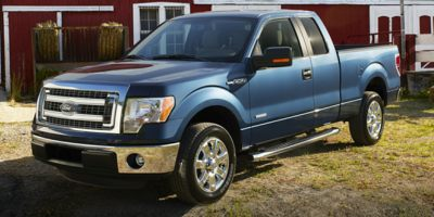 2014 Ford F-150 Supercab 4WD  - 16501