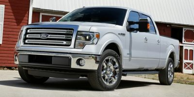 Used 2014  Ford F150 4WD Supercrew XLT 5 1/2 at Red River Pre-Owned near Jacksonville, AR