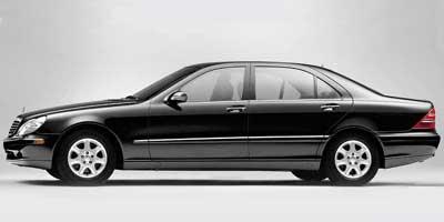 2002 Mercedes-Benz S-Class  - MCCJ Auto Group