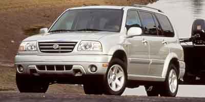 2002 Suzuki XL-7 PLUS 4WD  - 10425
