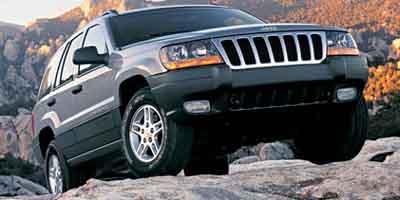 2002 Jeep Grand Cherokee LAREDO SUV Slide
